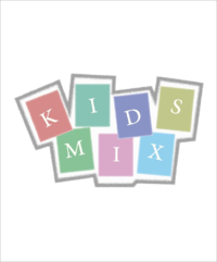 Kids-Mix game logo